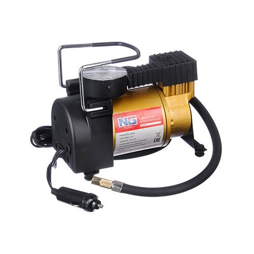 NEW GALAXY Компрессор автомобильный АС-580, тип Торнадо ОPTIMA, в сумке, 35л/мин, 150Вт