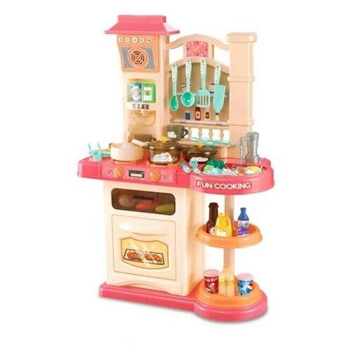 Купить Детская кухня с водой со световыми и звуковыми эффектами, 838В, Zhorya, Детские кухни и бытовая техника