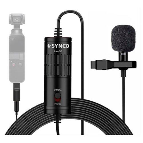 Микрофон Synco Lav-S6P