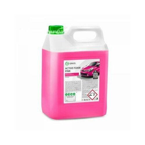 GRASS 113121 GRASS Шампунь Active Foam Pink для бесконтакной мо