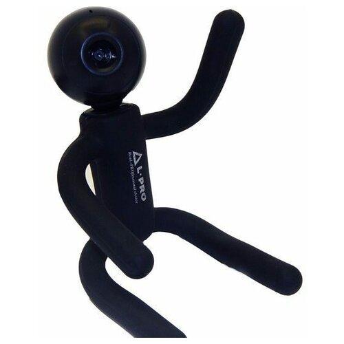 Веб-камера L-PRO 1231 MAN (до 4МР, микрофон)