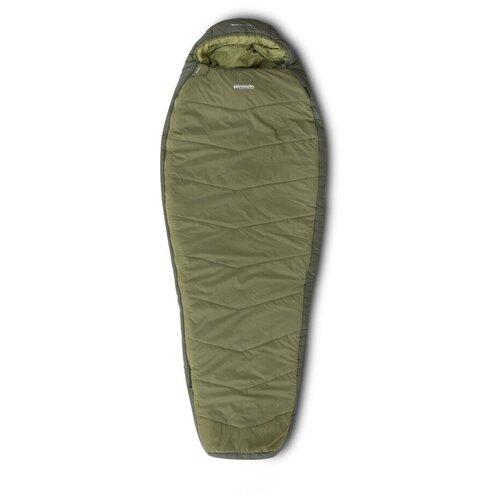 Спальный мешок Pinguin Tramp 185 khaki правый палатка tramp lite twister 3