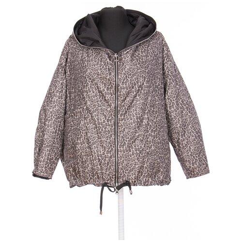 Фото - Куртка Mishele, размер 54, бежевый куртка icepeak 650010588iv размер 140 бежевый