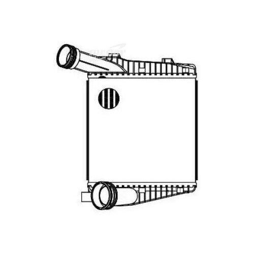 LUZAR LRIC1856 Интеркулер