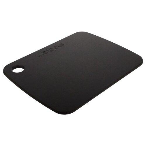 Доска разделочная Accessories, черный, 30х23см, Arcos, 691600 доска разделочная arcos accessories 24х14 см