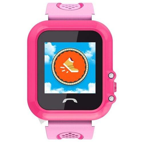 Детские умные часы Aspect Baby Watch DF27G розовые