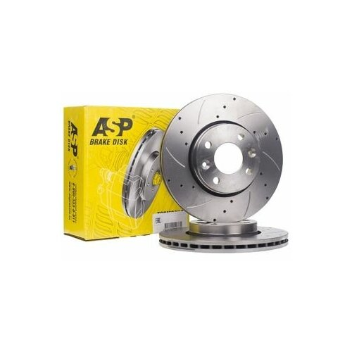 Диск тормозной передний ASP 270222S