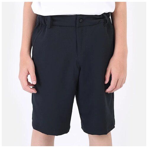 Фото - Бермуды NIKE размер M(137-147), черный/белый nike толстовка для мальчиков nike sportswear размер 137 147