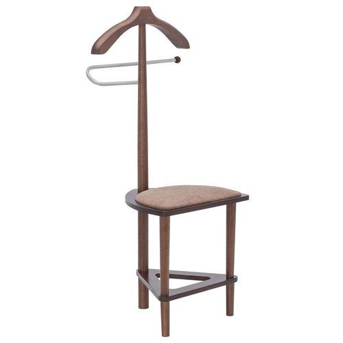 Фото - Напольная вешалка Мебелик В 26Н средне-коричневый напольная вешалка мебелик в 21н средне коричневый