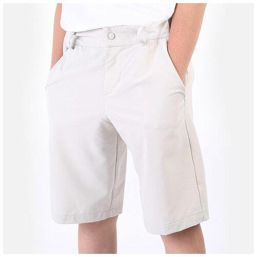 Фото - Бермуды NIKE размер M(137-147), бежевый nike толстовка для мальчиков nike sportswear размер 137 147