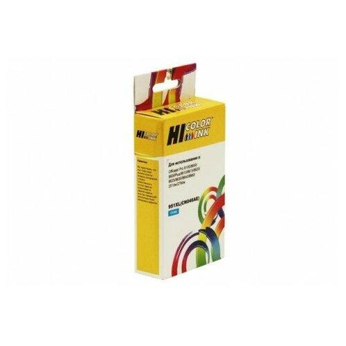 Фото - Картридж Hi-Black (HB-CN046AE) для HP Officejet Pro 8100/8600, №951XL, C картридж hi black hb cn048ae для hp officejet pro 8100 8600 951xl y