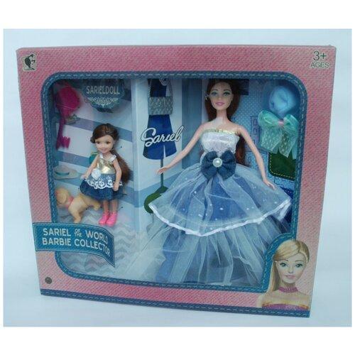 Кукла Sariel мама с дочкой / куколки / невеста