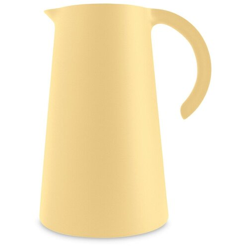 Термокувшин Rise 1 л, пластик, цвет желтый, Eva Solo, 502855
