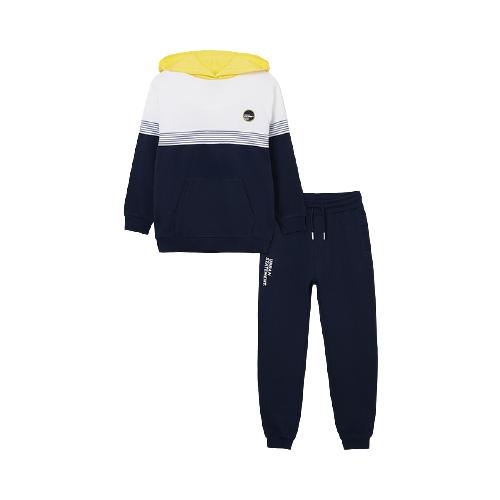 Спортивный костюм Mayoral размер 12(152), синий
