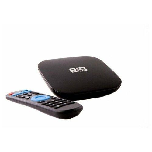 Фото - Медиаплеер для телевизора Android 9 SmartTV 4К смарт приставка B&B M7 4/64 Подписка ОККО в подарок! алмазный диск makita 230х22 23мм b 28036