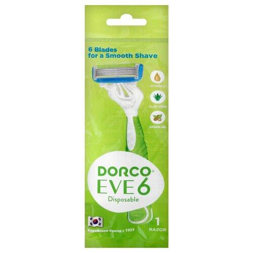 Станок для бритья Dorco Eve6, 1 шт.