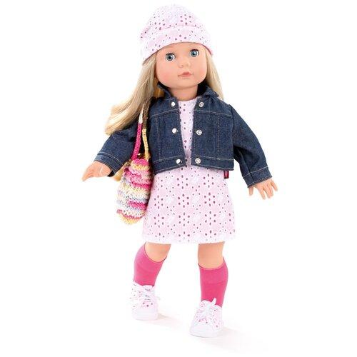 Gotz GOTZ Коллекционная кукла Готц (Gotz) Кукла Джессика, блондинка (46 см)