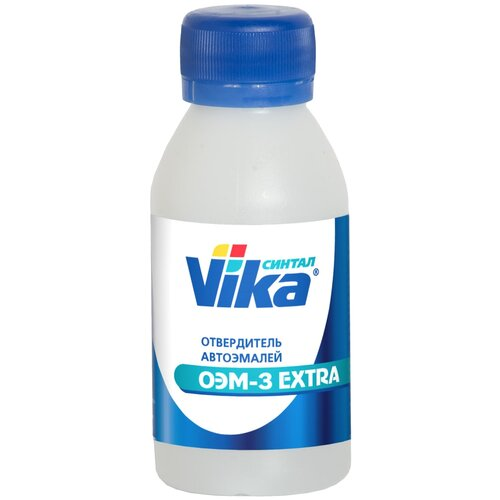Vika отвердитель для автоэмали ОЭМ-3 Экстра бесцветный 0.08 кг