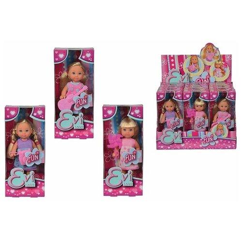 Кукла Simba Еви (с гитарой), 12 см 5733209/Г