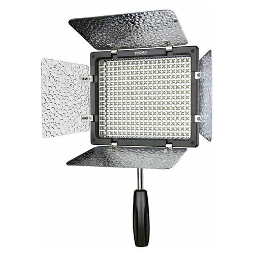 Фото - Светодиодный видеосвет Yongnuo YN-300 III 3200-5600K светодиодный видеосвет yongnuo yn 600air 5500k