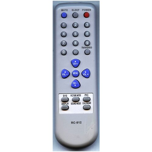 Пульт Huayu для телевизора TECHNO TS-2905F