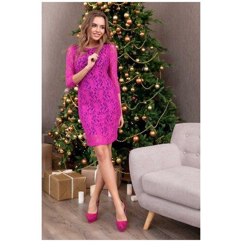 брюки ruxara ruxara mp002xw0f72l Кружевное платье на чехле RUXARA (7018, розовый, размер: 48)