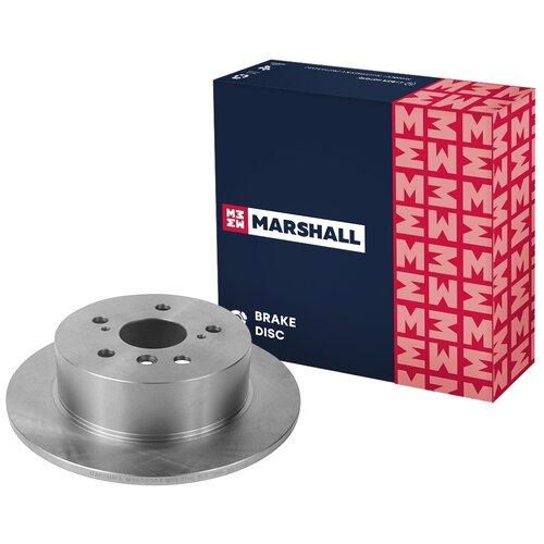Тормозной диск задний Marshall M2000504 262x10 для Lexus ES, Toyota Camry