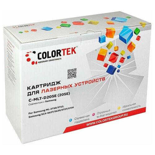 Фото - Картридж лазерный Colortek CT-MLT-D205E (205E) для принтеров Samsung картридж colortek ct tn 2080 для принтеров brother