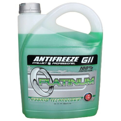 Антифриз зеленый G11 PLATINUM 5л