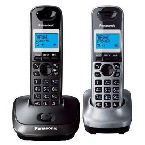 Радиотелефон Panasonic KX-TG2512 Серый