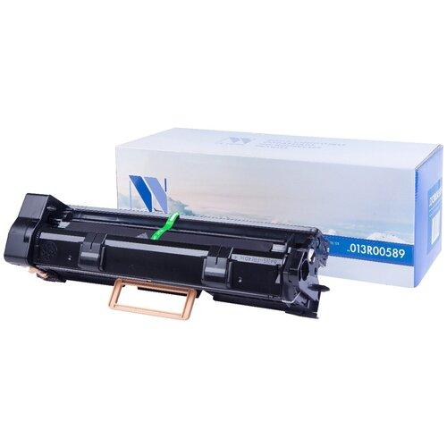 Фото - 013R00589 Совместимый картридж NV Print NV-013R00589 для Xerox CopyCentre C118, WC M118/ M118i, XEROX WCP 123/ 128/ 133 (60 000стр.) фотобарабан nv print 013r00589 du