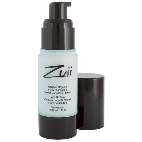 Купить Zuii Organic Праймер для лица Certified Organic Flora Foundation Colour Corrective Primer 30 мл mint