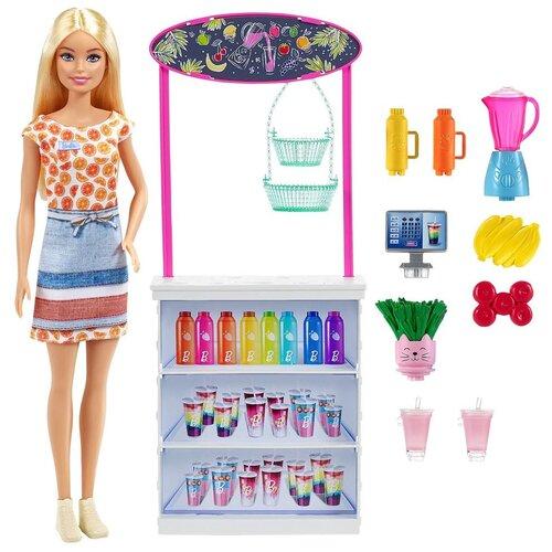 Игровой набор Barbie Смузи-бар, GRN75