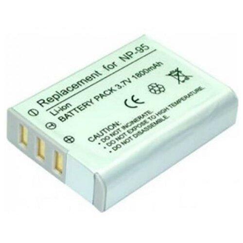 Фото - Аккумулятор DigiCare PLF-NP95 / NP-95 для X30, X100, X100S, X100T, X-S1 аккумулятор digicare plf npw126 np w126 для fujifilm x t1 x pro1 x e2 x e1 x m1 x a1