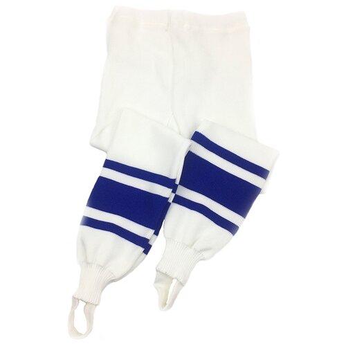 Фото - Спортивные брюки LECOMPRO размер 128-134, белый/синий спортивные брюки stone island размер 8 128 голубой