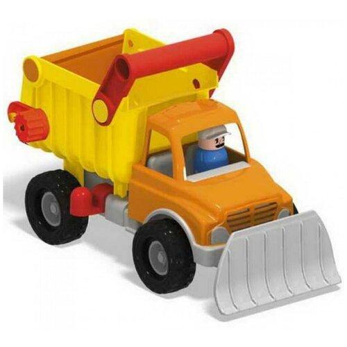 Автомобиль Stellar грузовик с ковшом