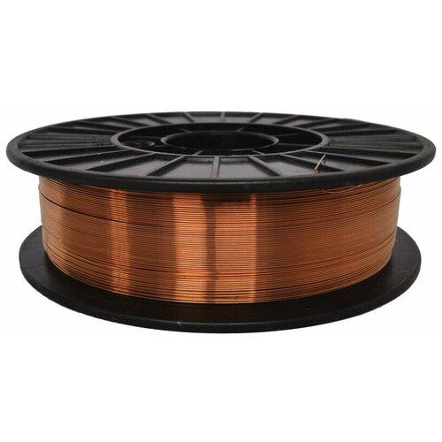 Сварочная проволока омедненная СО2 Диолд 0,8 мм, 5,0 кг (90313002)