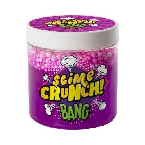Слайм Волшебный мир Crunch-Slime Bang, с ароматом ягод, 450 г (S130-44)
