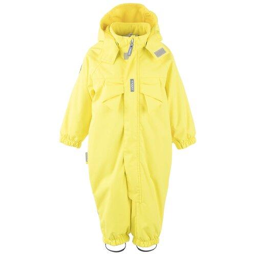 Купить Комбинезон для девочек TIIA K21004-168, Kerry, Размер 92, Цвет 168-желтый, Теплые комбинезоны