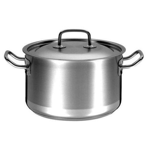 Кастрюля ВСМПО-Посуда Гурман-Профи 330335, 3.5 л, серебристый