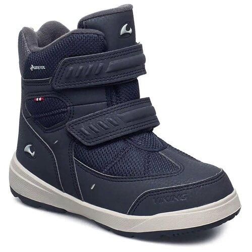 Ботинки VIKING Toasty II GTX (3-87060) размер 25, 573 navy/cement