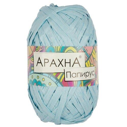 Купить Набор пряжи ARACHNA Papyrus, 100% целлюлоза, 10*40+/-3 г, 50+/-4 м, №05, голубой, Изготовление кукол и игрушек