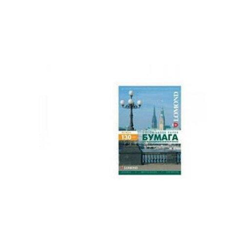 Фото - LOMOND Фотобумага Lomond A3 130г/м2 250л Ultra DS Matt CLC Paper двусторонняя матовая 300531 lomond 2020345