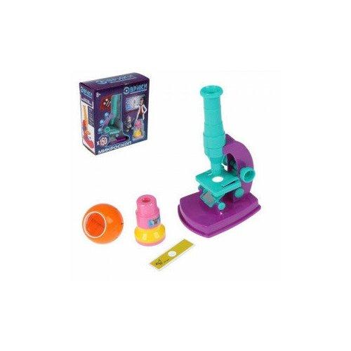 Набор биолога (микроскоп +13 предметов)