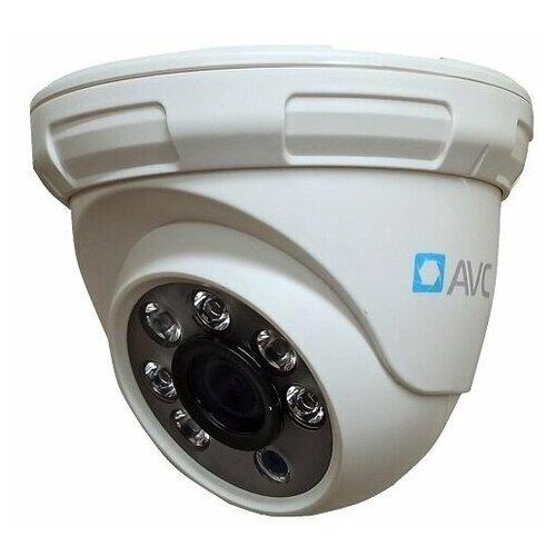 Видеокамера внутренняя купольная 5.0 Mpx AVC-5101