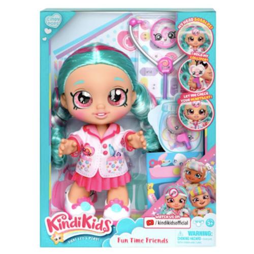 Кукла Kindi Dr Cindy Pops Кинди Кидс Доктор Кинди Попс