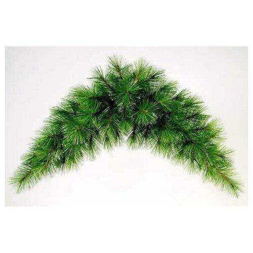 Сваг сосновый зеленый, хвоя - леска, 122 см, Holiday Classics