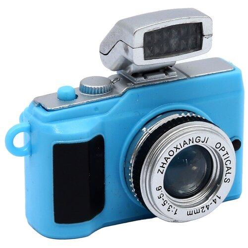 AR1192 Фотоаппарат со вспышкой (голубой)
