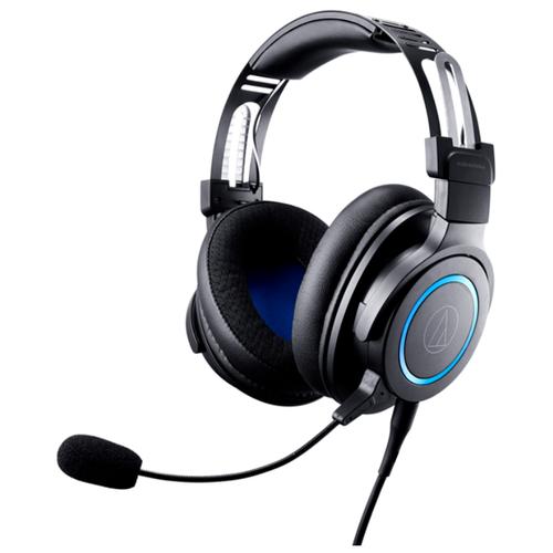 Компьютерная гарнитура Audio-Technica ATH-G1 черный