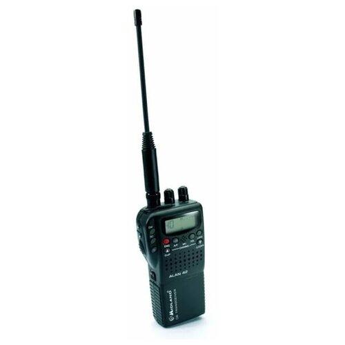 Портативная рация Midland Alan 42 27 МГц 80 каналов (Си Би)